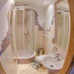 łazienka pokój nr 1 i 6
